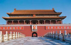 Tianamen Square Beijing, China #travel #cruise #rivercruise #Viking #China