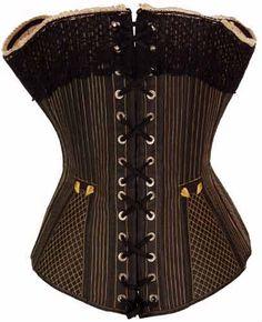 Victorian Corset 1875