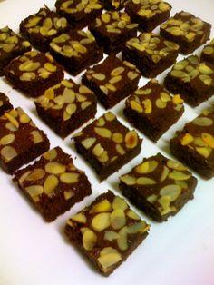Brownie de Lucas Corazza