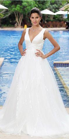 beaches, wedding dressses, idea, futur dream, satin, the dress, beach weddings, beach wedding dresses, dress beach