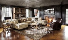 Arhaus - garner-fitted-sectiona