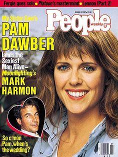 Mark Harmon and... Harmon Pam Dawber Divorce