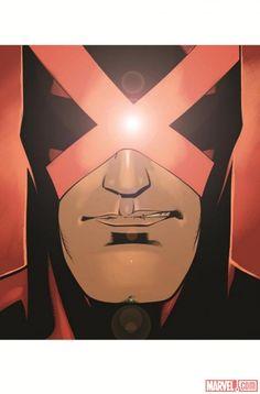 Uncanny X-Men: Cyclops by Chris Bachalo