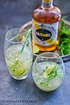 Cocktail Friday: Agave julep | Supergolden Bakes