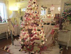 Carousel Horse Christmas Tree