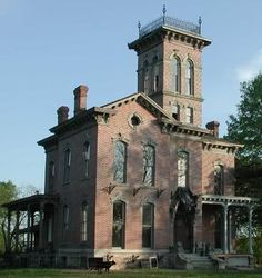 True Hauntings of America: The Haunting of Sauer Castle...My next Bed n Breakfast~
