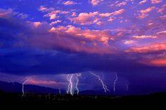 Spectacular Lightning Strikes