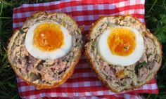 How to cook the perfect scotch egg