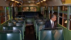Reflecting on Rosa Parks, courage, and tenacity: Just one of the reasons why I'm working to re-elect President Obama.