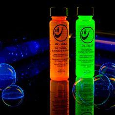 Tekno Black Light Bubbles