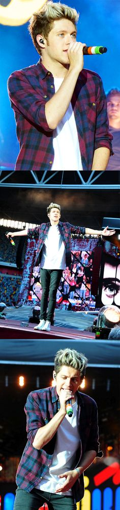Niall Horan. :)