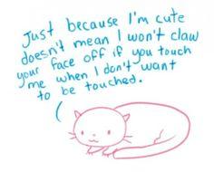 Cute but...