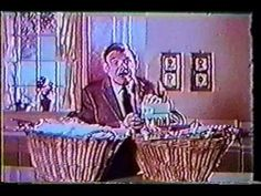 1968 Commercials:  Trident, S&H, Pages, AT&T, Checks, Axion