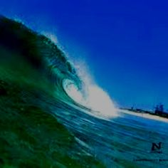 Waves at Wollongong