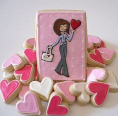 I totally want some Tote-tally Tess cookies of my own!!! :)