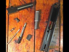 ▶ Glock Cleaning 2 (Slide Disassembly) - YouTube