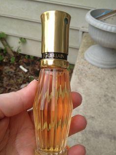 Vintage Guerlain Shalimar Cologne Spray 45ml 1967 Perfume $30.00