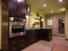 Contemporary Kitchens from Amy Bubier on HGTV