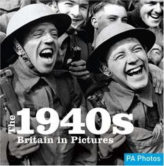 The 1940s Britain in Pictures Book | Hobbies NOW £6.99 at Hobbies
