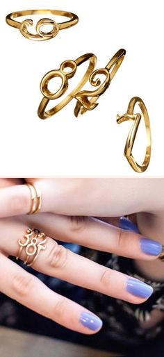 Lucky Numbers Ring ♥ {birthday, anniversary, lottery numbers}