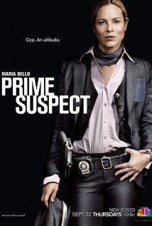 Prime Suspect Sundays @ 9 on NBC