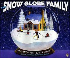 The Snow Globe Family Writing freebie