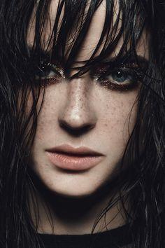 #Black make up