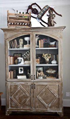 armoir, bookcas