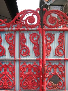 gates in Bali
