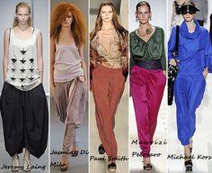 80's fashions...