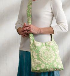 Swingy Shoulder Bag by Kim Diehl
