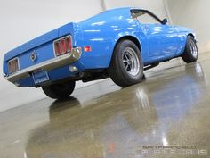 1970 Ford Mustang Boss 429 i want this!!