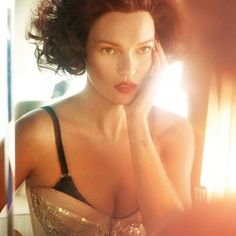Kate Moss for British Vogue October 2013 by Javier Vallhonrat