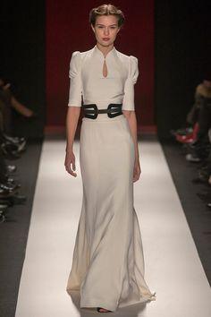I am obsessed. Carolina Herrera #nyfw 2013 rtw, fashion, herrera fall, rtw collect, cloth, style, dress, carolina herrera, fall 2013