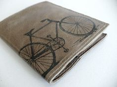 billfold wallet with card slots leather custom for you bike