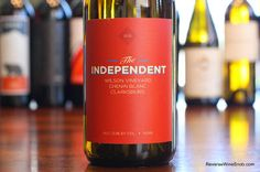 The Reverse Wine Snob: The Independent Chenin Blanc 2013 - Clean And Classy. BULK BUY! A really, really tasty wine with a fabulous pedigree. http://www.reversewinesnob.com/2014/07/the-independent-chenin-blanc.html #wine #winelover