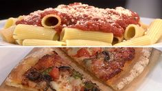 Pizza or pasta? Find out which restaurant meals are healthier