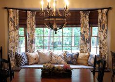 beautiful & cozy nook