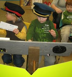 StrongStart: Airport Dramatic Play