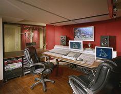 Basement Recording Studio