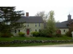 Circa 1764, A true authentic early American home restored w/special care to keep the historical integrity of the original structure. 2 story center chimney Colonial, Double Staircase, 4 working FPs, beehive oven, gunstock corners, hand hewn beams, wide pine flrs. Finish the att carriage house for expanded living space. Lg barn offers potential. Third Party Approval Needed.