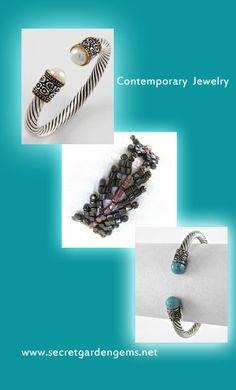 Fashion #Jewelry from #Secretgardengems  #SYLink