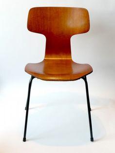 Arne Jacobsen, 3103, T chair.