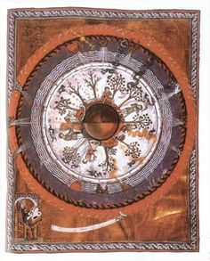 http://hilonegro.tumblr.com/post/18948134251/sacred-circle-hildegard-von-bingen-der