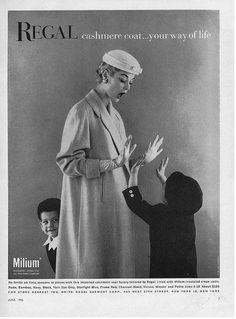 Jean Patchett, Vogue 1956
