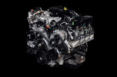 Beware the Scorpion! 2011 Ford Super Duty gets all-new 6.7-liter diesel V8