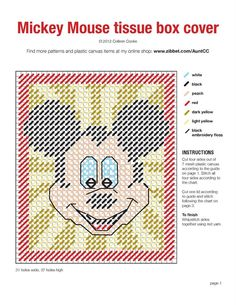 MICKEY MOUSE 2/3