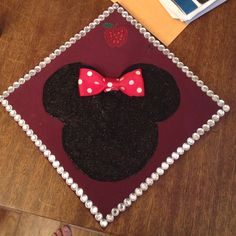 Minnie Mouse Mortar Board