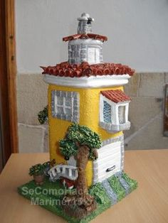 Como decorar telhas