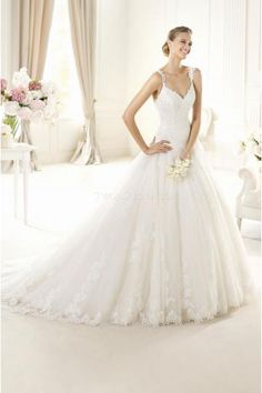 Robe de mariée Pronovias Uri 2014